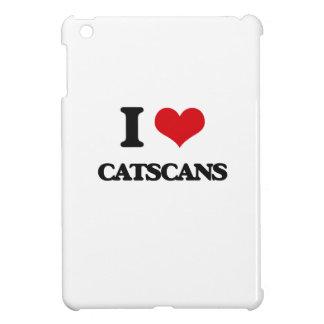 I love Catscans iPad Mini Covers