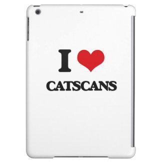 I love Catscans iPad Air Cases