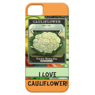 I love cauliflower case for the iPhone 5