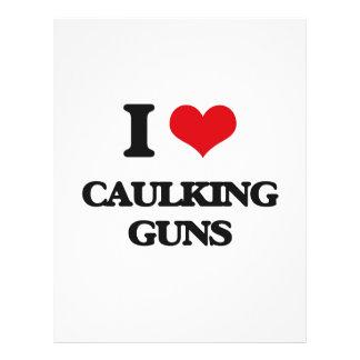 I love Caulking Guns Custom Flyer
