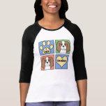 I Love Cavalier King Charles Spaniels T-shirts