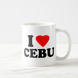 I Love Cebu Mugs
