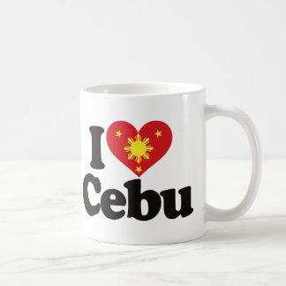 I Love Cebu Coffee Mug