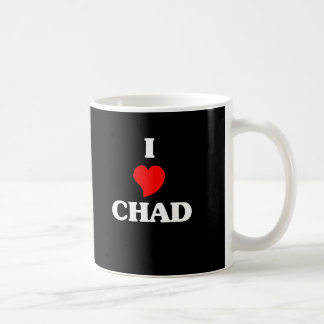 I Love Chad Coffee Mug