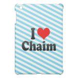 I love Chaim iPad Mini Cover