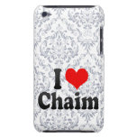 I love Chaim iPod Touch Cover