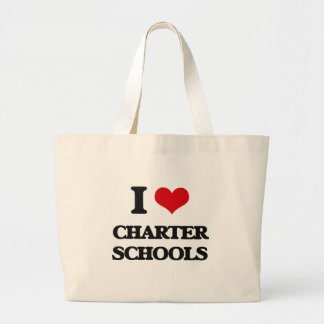 I love Charter Schools Bag