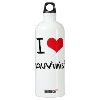 I love Chauvinists SIGG Traveller 1.0L Water Bottle