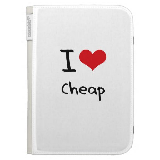 I love Cheap Kindle 3 Cases