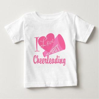 I Love Cheerleading Tees