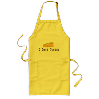 I Love Cheese Apron
