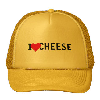 I Love Cheese Cap