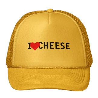 I Love Cheese Cap