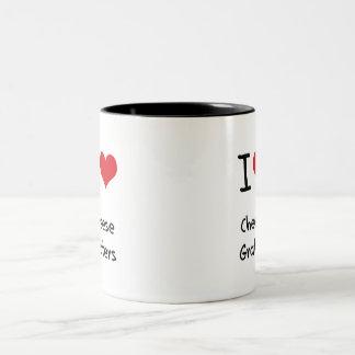 I love Cheese Graters Coffee Mug