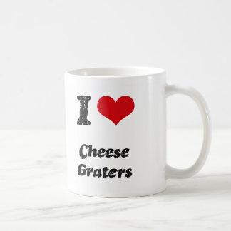 I love Cheese Graters Mug