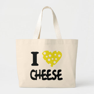 I love cheese icon bags