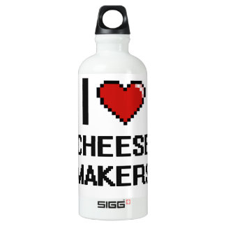 I love Cheese Makers SIGG Traveller 0.6L Water Bottle