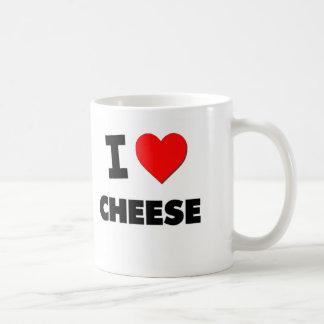 I love Cheese Coffee Mugs