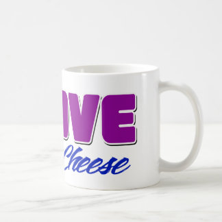 I Love Cheese Mug