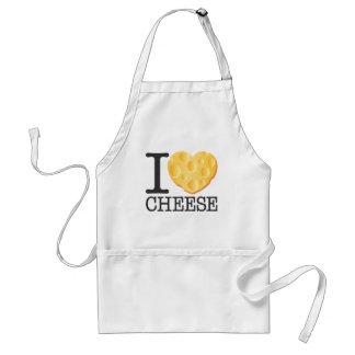 I Love Cheese Standard Apron