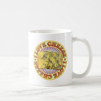 I Love Cheese v3 Coffee Mug