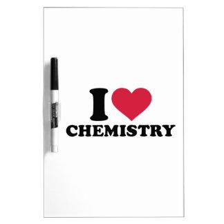 I love chemistry dry erase board