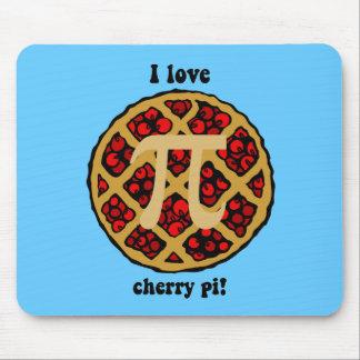 I love cherry pi mousepad