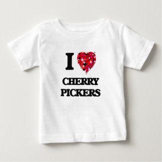 I love Cherry Pickers Infant T-Shirt