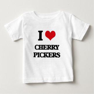 I love Cherry Pickers Tshirts
