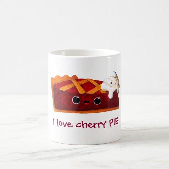I love Cherry Pie Coffee Mug