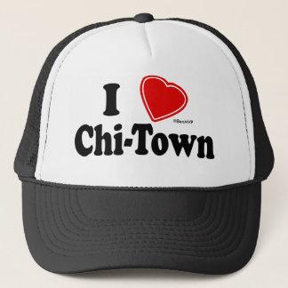 I Love Chi-Town Trucker Hat
