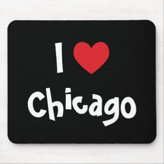 I Love Chicago Mouse Mat