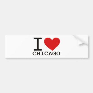 i_love_chicago.png bumper sticker