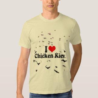 I Love Chicken Kiev Tees
