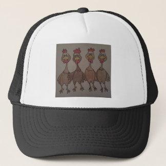 I Love Chicken Trucker Hat