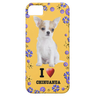 I love Chihuahua Case For The iPhone 5