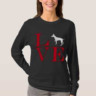I Love Chihuahuas - Dark Colored Tee