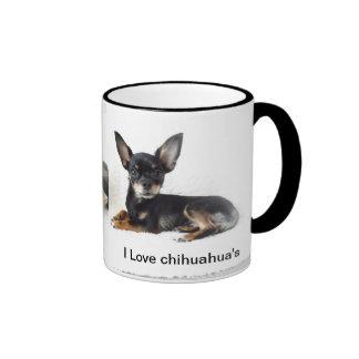 I love chihuahua's Mug