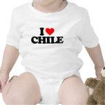 I LOVE CHILE ROMPER