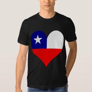 I Love Chile Tee Shirt