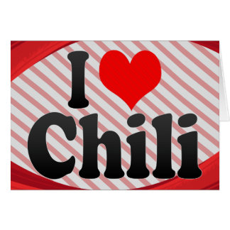 I love Chili Cards