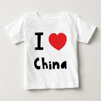I love China Baby T-Shirt