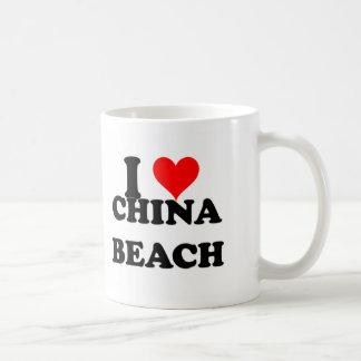 I Love China Beach Mug