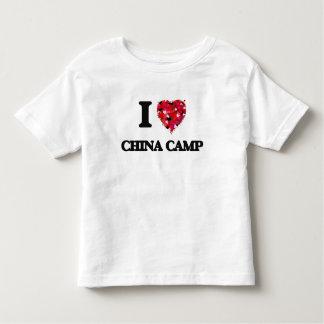 I love China Camp California T-shirt