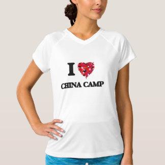 I love China Camp California T Shirts
