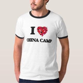 I love China Camp California Tshirt