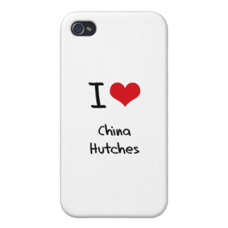 I love China Hutches Cover For iPhone 4