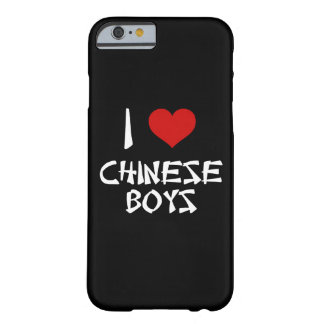 I Love Chinese Boys iPhone 6/6s Barely There iPhone 6 Case