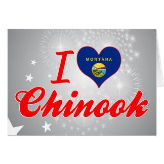I Love Chinook, Montana Cards