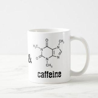 I Love Chocolate Caffeine Mug